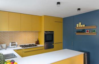 Кухня в современном дизайне
