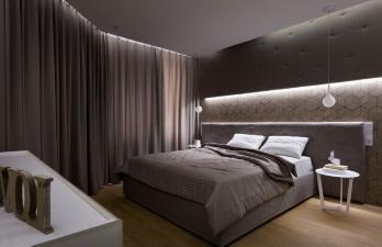 спальня 16 кв.м.